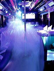 NY Limo Bus rentals