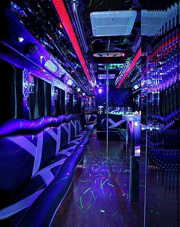 Party Bus Nyc To Philadelphia