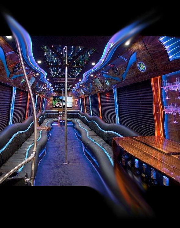 NYC Party Bus. NYC Limo Bus. NJ Party Bus. Party Bus